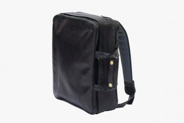 RTB-2 Leather BLACK