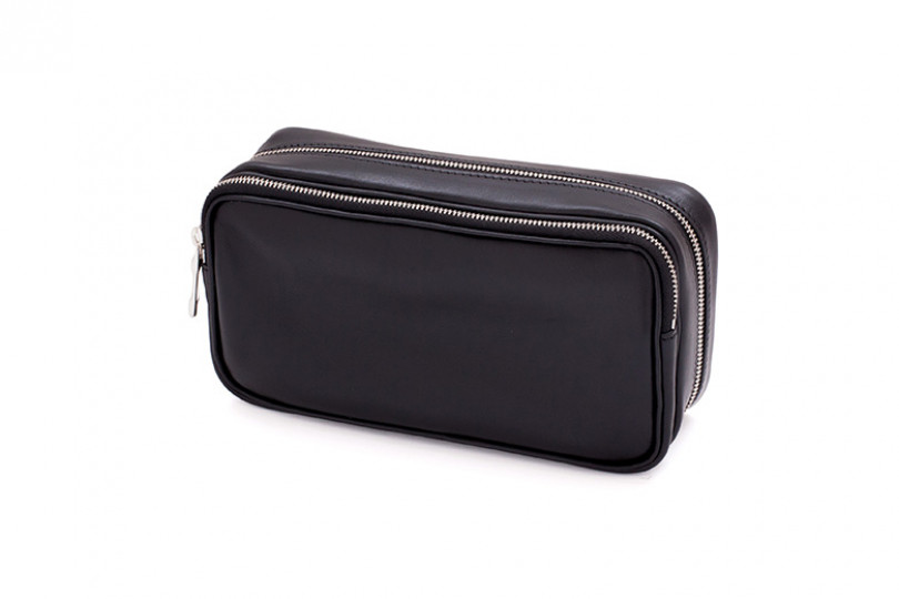 Pipe pouch BLACK/SILVER
